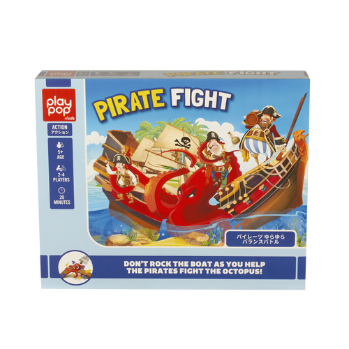 Play Pop Pirate Fight