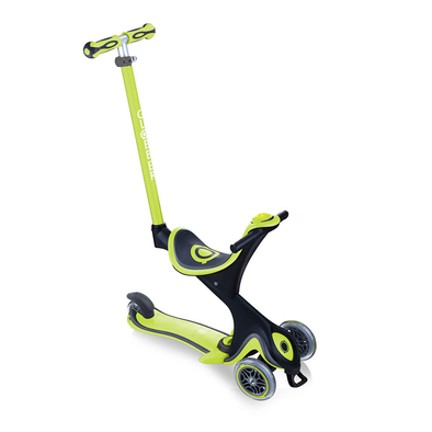 Globber Go•Up Comfort Play Lime Green Toddler Scooter