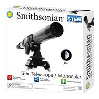 Smithsonian 30X Telescope / Monocular