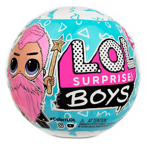 L.O.L. Surprise Boys Series 5 - Assorted