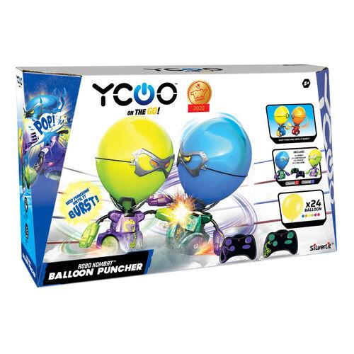 Silverlit Robo Kombat Balloon Puncher - Assorted