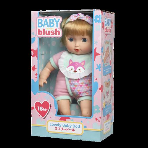 Baby Blush Lovely Baby Doll