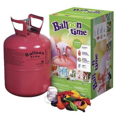 Balloon Time Standard Helium Balloon Kit 30 Piece