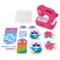 Cool Maker Sew N Style Sewing Machine Pink