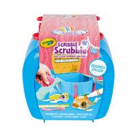 Crayola Scribble Scibble Ocean Pets Seashell Splash Playset