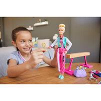 Barbie Gymnast Playset