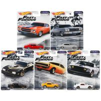 Hot Wheels Fast & Furious - Assorted