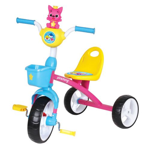 Pinkfong Tricycle