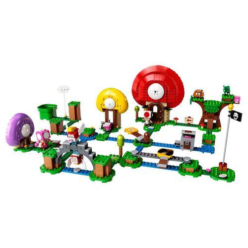 LEGO Super Mario Toad's Treasure Hunt Expansion Set 71368