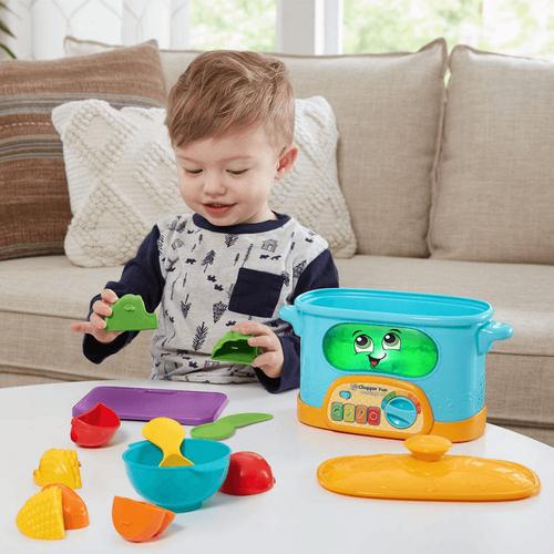 LeapFrog Choppin' Fun Learning Pot