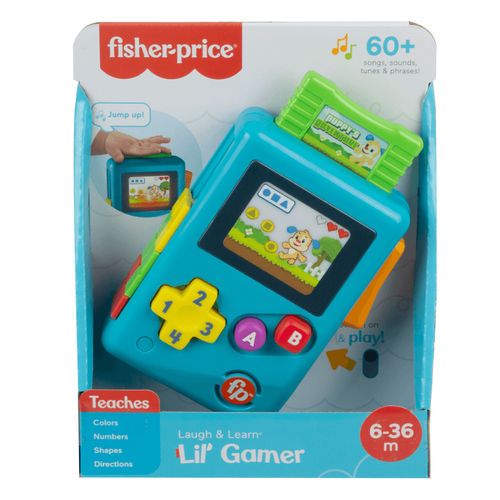 Fisher-Price Laugh & Learn Game On-The-Go