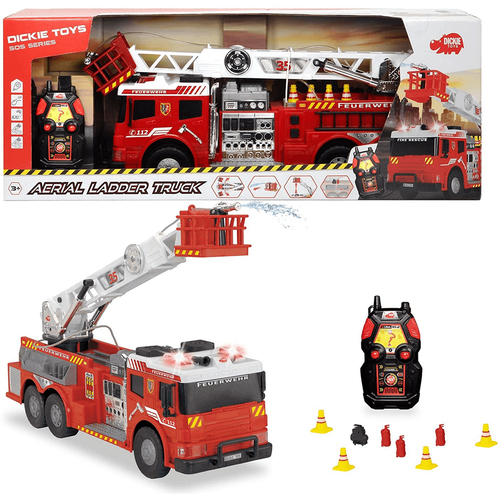 Dickie Toys R/C Aerial Ladder Truck