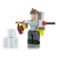 Roblox Core Figures Mr. Toilet W9