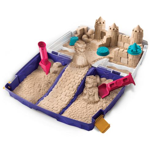 Kinetic Sand Folding Sandbox