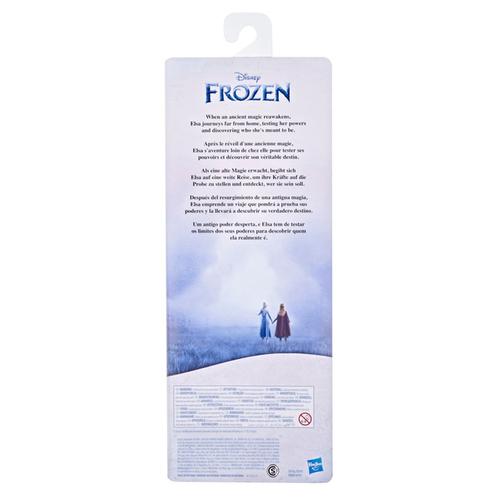Disney Frozen 2 Elsa Frozen Shimmer Fashion Doll