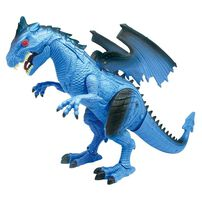 Animal Zone Battery Operated Interactive Walking Dragon