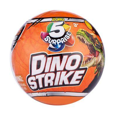 Zuru 5 Surprise Dino Strike Series 1 - Assorted