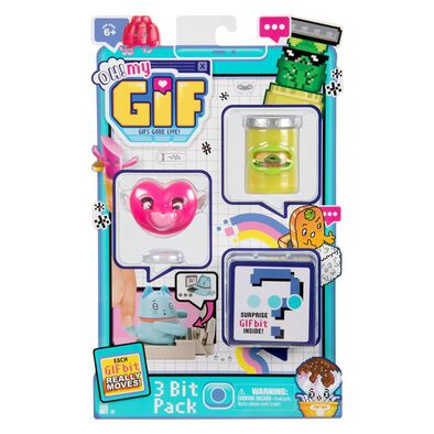 OH! My Gif S1 3 Bit Pack - Assorted