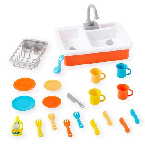 Just Like Home Kitchen Sink Set