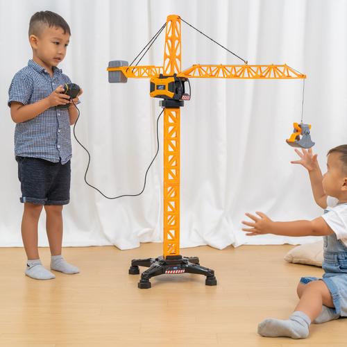 Speed City Remote-control Mega Tower Crane