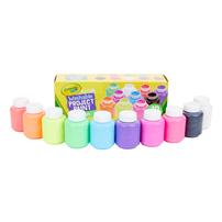 Crayola 10 Count Neon Washable Paint