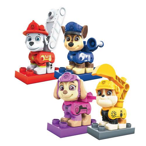 Mega Bloks Paw Patrol Adventure City Pups - Assorted