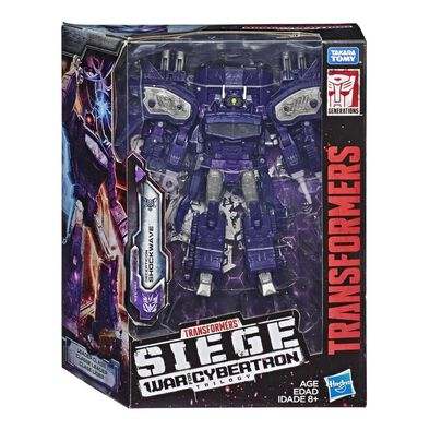 Transformers Generations War For Cybertron Siege Leader Class WFC-S13 Ultra Magnus Action Figure - Assorted