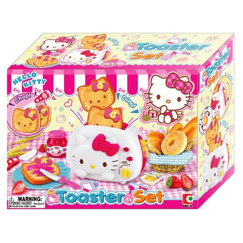 Hello Kitty Toaster Set