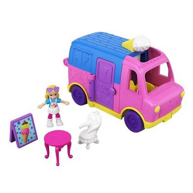 Polly Pocket Pollyville Vehicle - Assorted