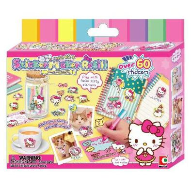 Hello Kitty Sticker Maker Refill