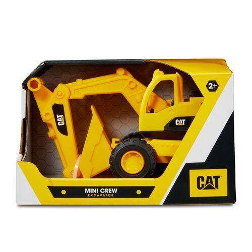 Cat Mini Crew 7 Inch Vehicle - Assorted