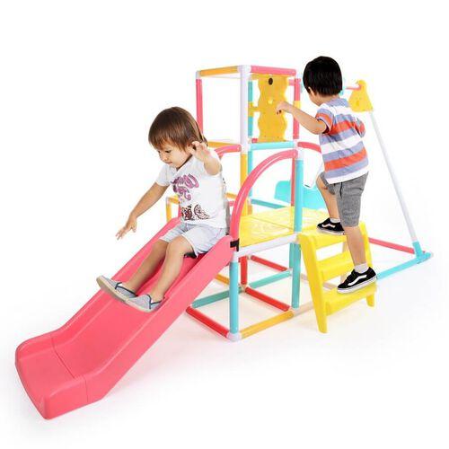 Grow'N Up 4-In-1 Activity Swing Set
