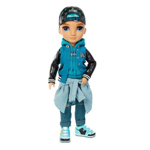 Rainbow High Fashion Doll Teal Boy River Kendall