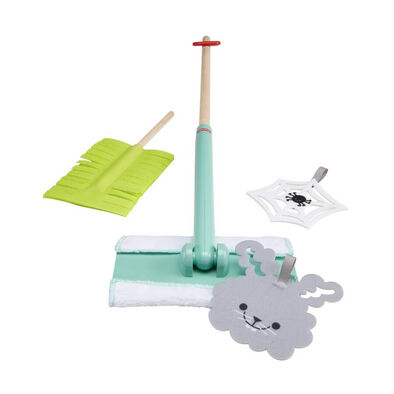 Fisher-Price Clean-up And Dust Set