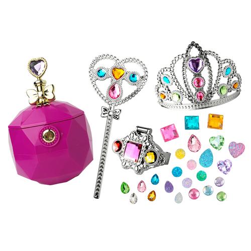 Jewel Secrets Princess Glam Set