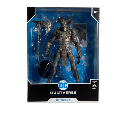 DC Multiverse Justice League Movie 10 Inch Mega Figure Steppenwolf