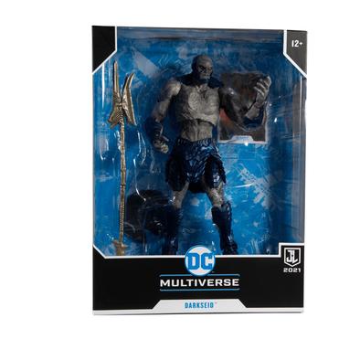 DC Multiverse Justice League Movie 10 Inch Mega Figure Darkseid