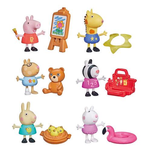 Peppa Pig Fun Friends Figures- Assorted