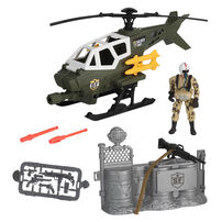 Soldier Force Swift AttaxHelicopter