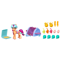 My Little Pony A New Generation Sunny Starscout Movie Magic Playset