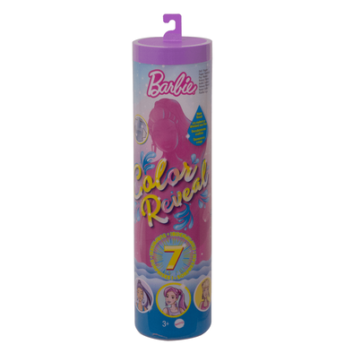 Barbie Paint Reveal Doll Glitter Series - Assorted