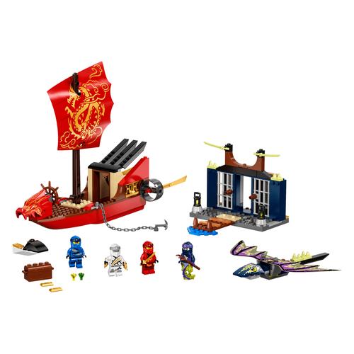 LEGO Ninjago Final Flight Of Destiny's Bounty 71749