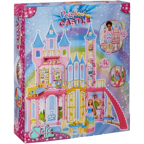Steffi Love Rainbow Castle