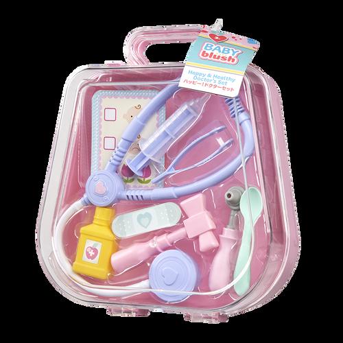 Baby Blush Happy & Healthy Doctor's Set