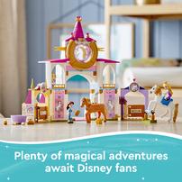LEGO Disney Princess Belle And Rapunzel's Royal Stables 43195