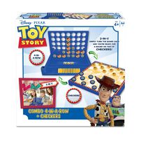 Toy Story 4 Inch A Row And Checkers