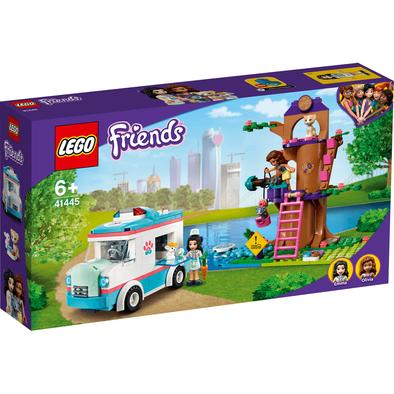 LEGO Friends Vet Clinic Ambulance 41445