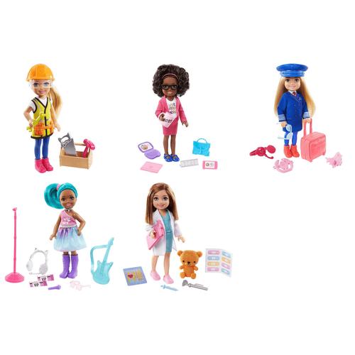 Barbie Chelsea Careers Doll - Assorted