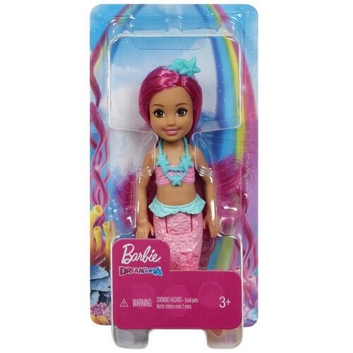 Barbie Dreamtopia Chelsea Mermaid Doll - Assorted