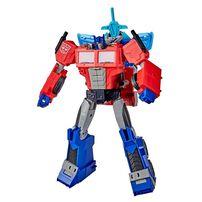 Transformers Bumblebee Cyberverse Adventures Battle Call Officer Class Optimus Prime